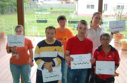 TOPSIDE: Training opportunities for peer supporters with intellectual disabilities