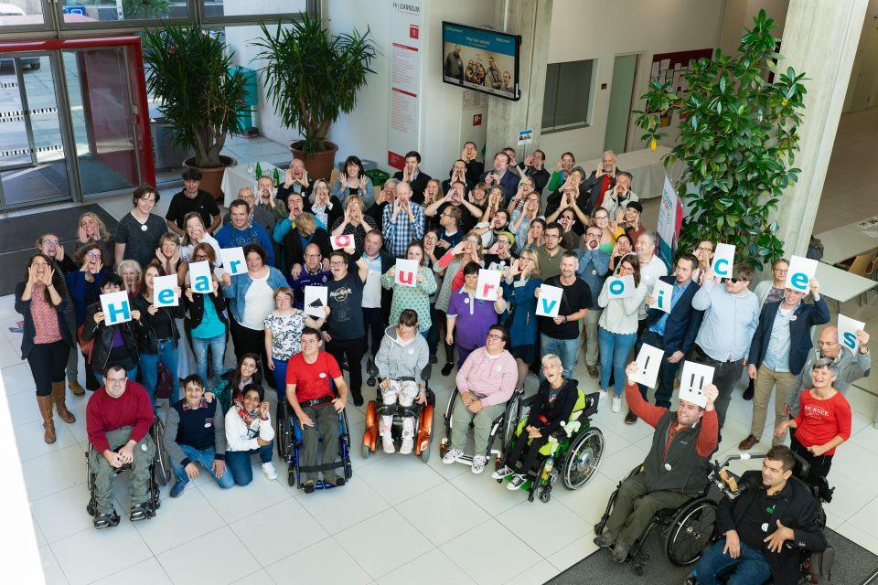 Hear our Voices! participants