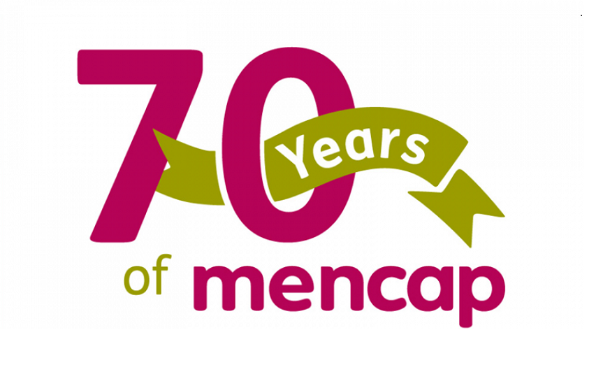 Happy 70th birthday, Mencap!