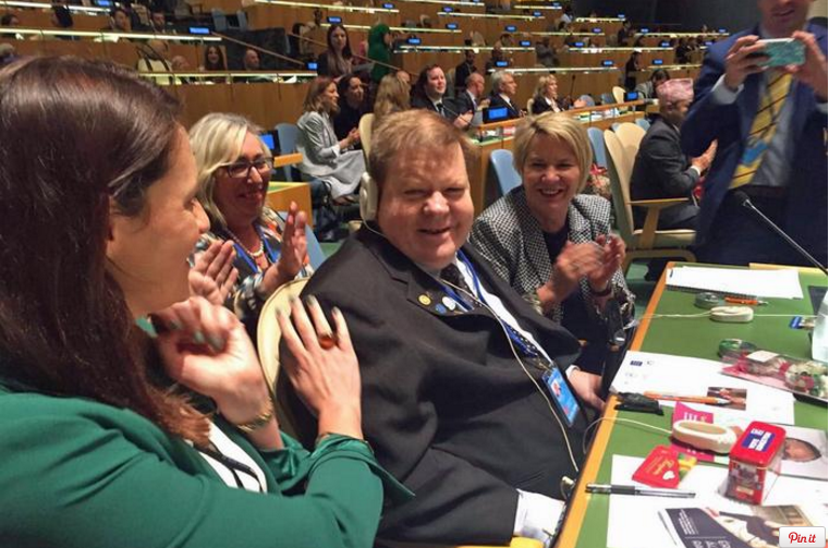 A Historic Day for People with Intellectual Disabilities