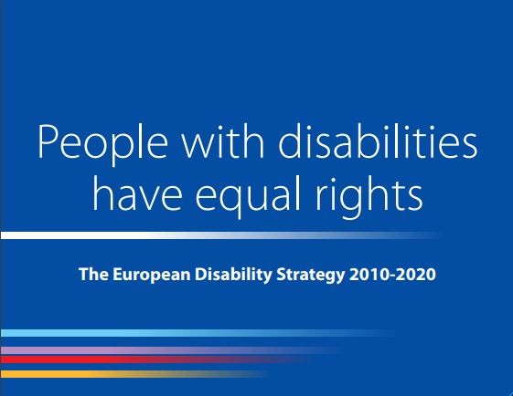 """The European Disability Strategy must be ambitious"" – our statement to the EESC"