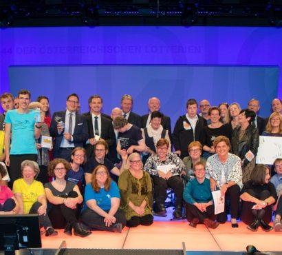 "Lebenshilfe Austria awards ""Prize for Inclusion"""