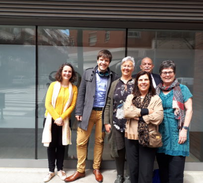 Meeting of the Human Rights Working group in Barcelona: New insights and a feeling of pride