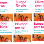 We published the latest Europe for us!