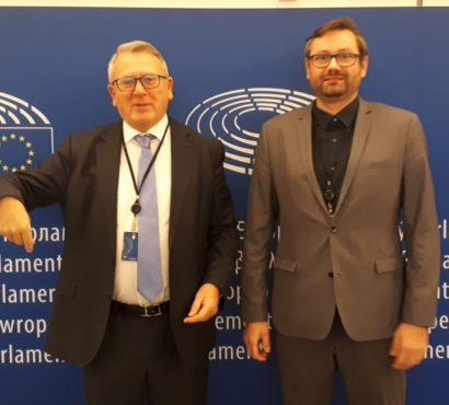 Inclusion Europe meets with Nicolas Schmit, Commissioner-Designate for Jobs and Social Rights
