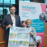 "Event at the European Parliament: ""Voting must be accessible to everyone"""