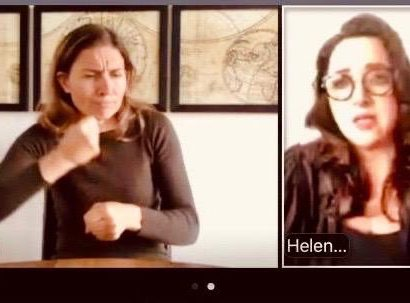 Helena Dalli's speech on the impact of COVID-19 on people with disabilities – ETR