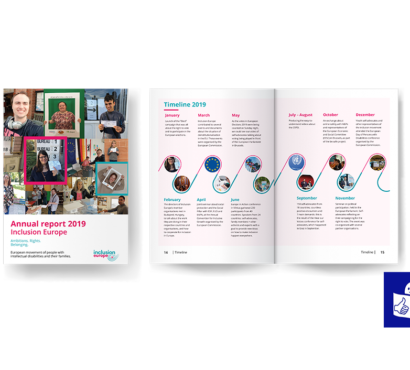 Read our Annual Report 2019
