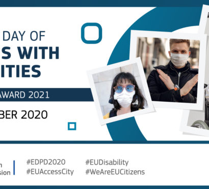 European Day of Persons with Disabilities 2020 – Contribution by László Bercse
