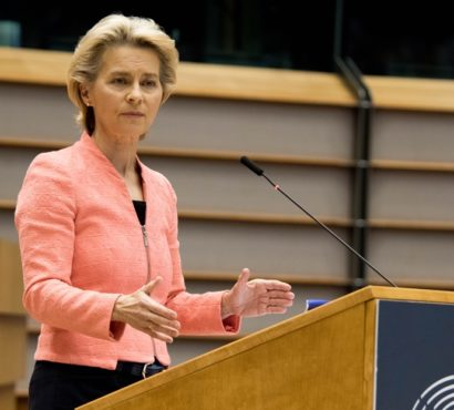 Speech by President von der Leyen for the European Day of Persons with Disabilities -Easy to read