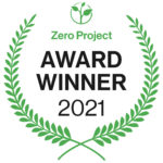 Two Inclusion Europe members receive the Zero Project 2021 award – Easy to read