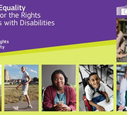 European Commission presents Strategy for the Rights of Persons with Disabilities 2021-2030