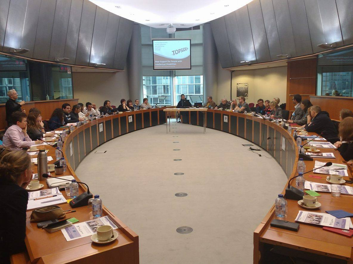 Event Report: Capacity Building in European Policies