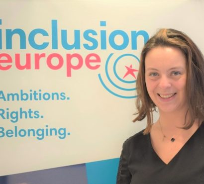 Welcome to our new Advocacy and Policy Officer, Helen Portal!