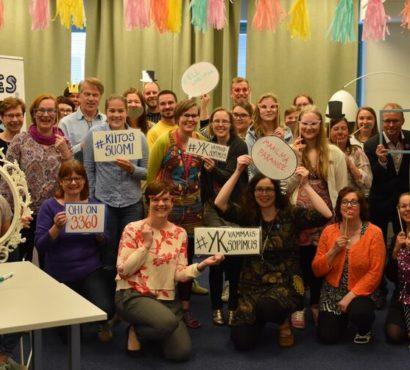 Finland ratifies the UN CRPD