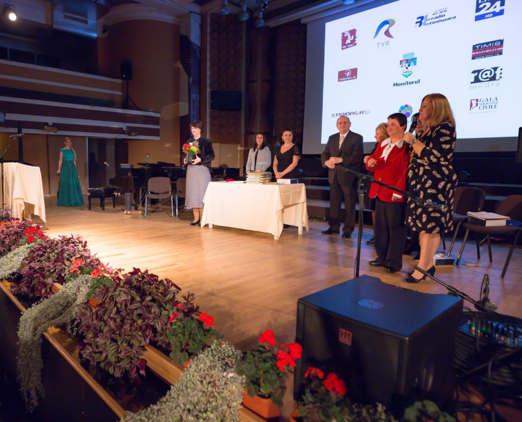 Pentru Voi celebrated its 20th birthday this year