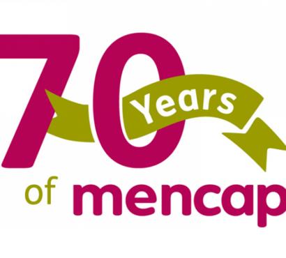 Happy 70th birthday, Mencap!