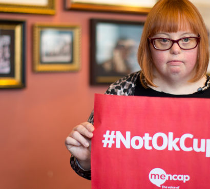 #NotOKcupid! Successful campaign by our member Mencap