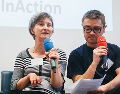 "Europe in Action: More than 200 participants exchange ideas and experiences about ""Love, life and friendship"""