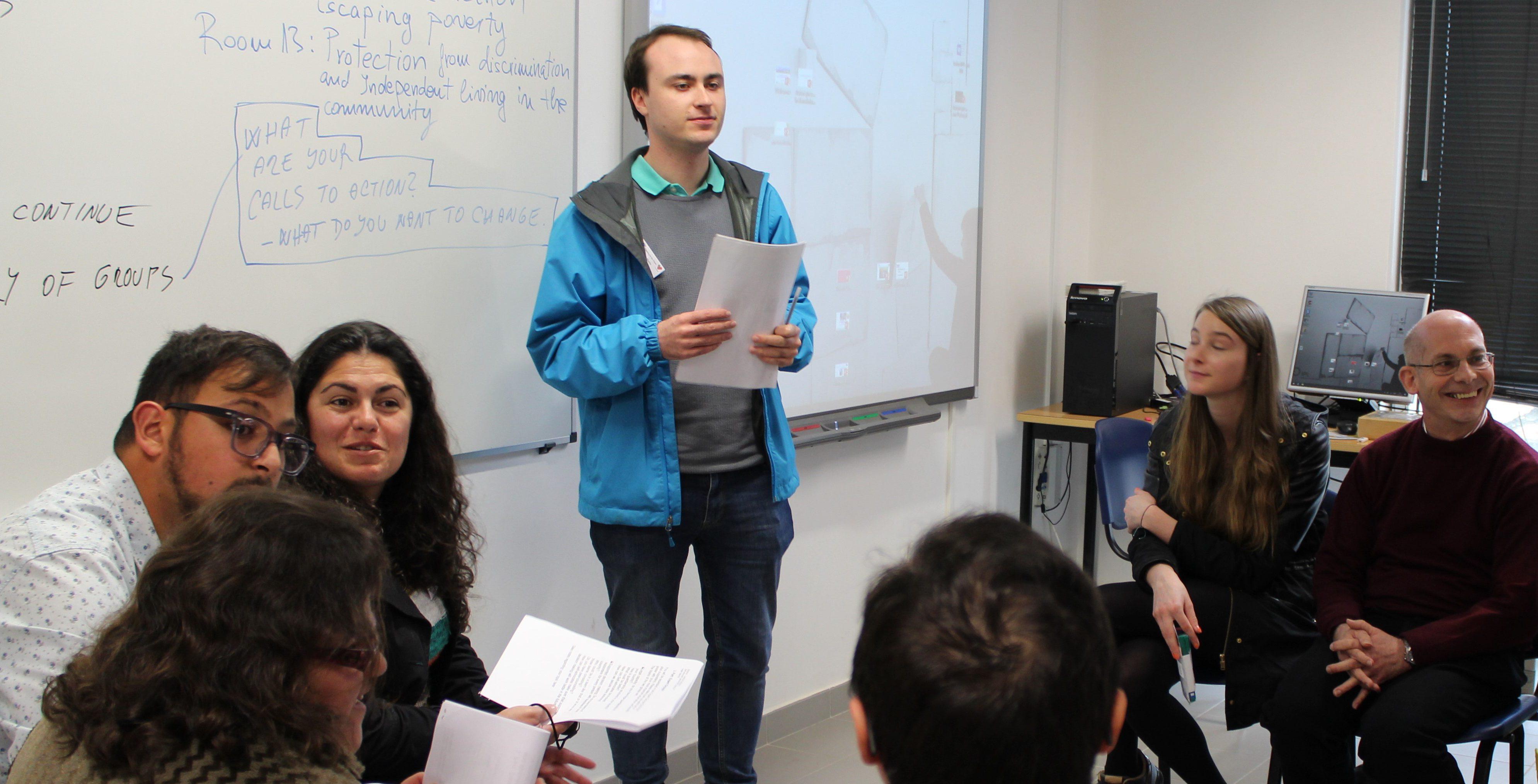 EPSA members meet in Peniche[:en]Self-advocates meet in Peniche