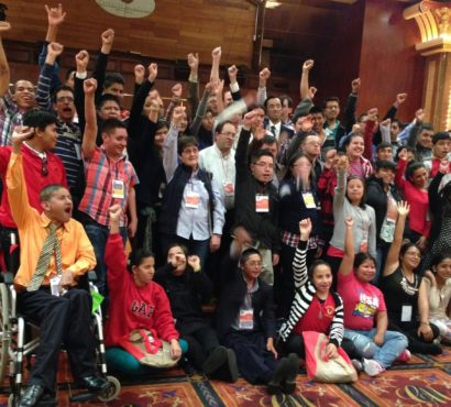 Global Self-Advocacy Summit: Questions and Answers