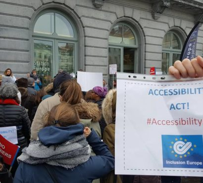The Accessibility Act has been passed!