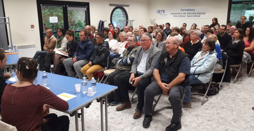 """Learning about innovative European projects: My visit at the """"Papillons Blancs de Dunkerque"""""""