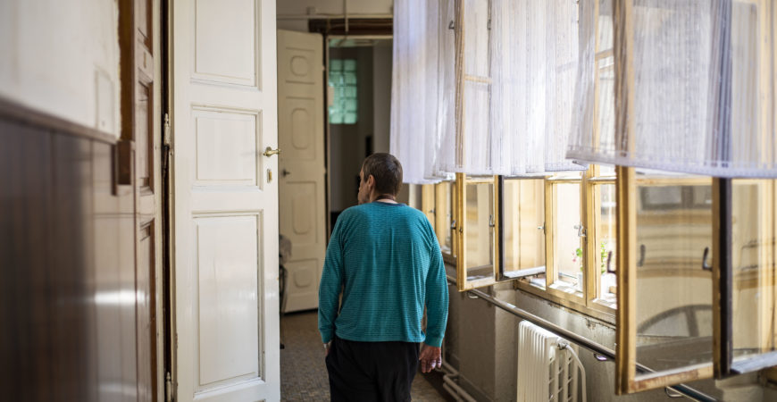 """""""Reforms to the Czech social care system are stalling. This harms people living in institutions"""""""