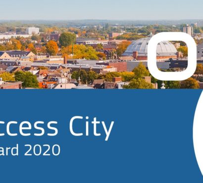 Competition: Cities and towns can now apply for the Access City Award!