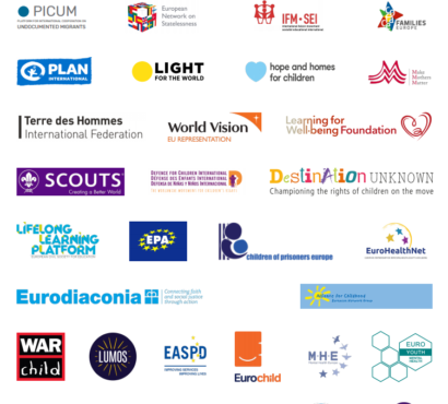 Joint paper on EU Child Rights Strategy