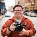 Houston and Katie Vandergriff: Life with an intellectual disabilities – Easy to read